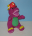 silly hats barney dinosaur musicalanimated plush