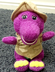 hard find plush safari jungle barney