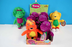 barney plush collectables riff friends ready