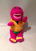 barney hawaiian shirt bean plush ready