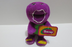 barney plush singing irregular mouth ultra
