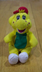 barney dinosaur mini plush