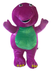 barney dinosaur plush stuffed animal