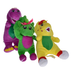 barney's friends singing plush stuffed doll