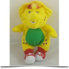 8 Inch Plush Collectables