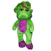 barney friends singing plush stuffed doll