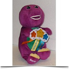 9 Barney Best Manners Singing Barney