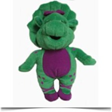 Buy Barney 8 Baby Bop Plush Doll