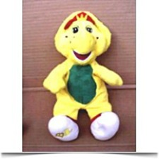 Barney 8 Bj Plush Doll