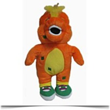 Buy Barney 8 Riff Plush Doll