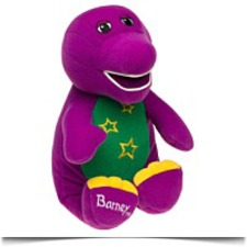 Buy Barney Lovn Lights Stars Singing Barney