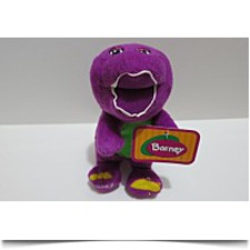 Buy Barney Plush Singing 6