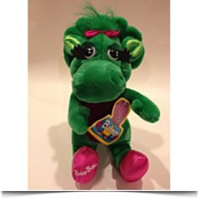 Barney The Dinosaur 14 Plush Baby Bop