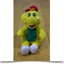 Buy Barney The Dinosaur B J Mini Plush