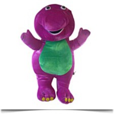 Barney The Dinosaur Plush