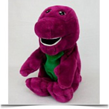 Barney The Dinosaur Talking Interactive