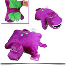 Buy Dinosaur 12 X 12 Plush Pillow Friend