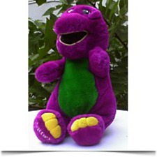 Doll 12 Plush Lovable Original Dinosaur
