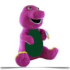 Buy Lovely Barney Plush