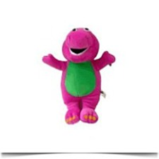 My Dinosaur Pal 13IN Barney Plush Toy