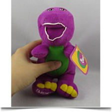 Buy New Barney Plush Doll I Love You Song