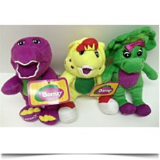 Buy Singing And Friends Plush Doll Set Featuring