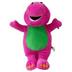 barney tall plush here play just