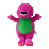 dinosaur barney plush stuffed animal