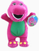 barney child guidance plush