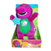 barney plush singing laugh squeeze barney's