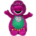 barney singing love plush cuddle doll