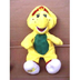 barney singing plush doll dinosaur