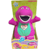 plush love singing barney mint condition