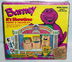 crayola barney it's showtime puppet theater