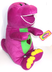 barney plush singing love song most