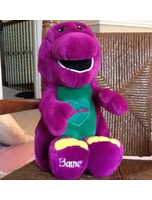 Barney The Dinosaur Original 1992 I Love