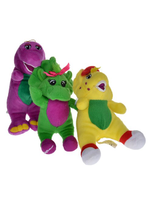 Barneys And Its Friends Singing Plush