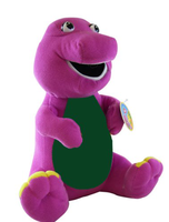 Lovely Barney Plush