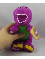 New Barney Plush Doll I Love You Song