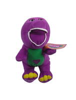 Tv Barney Dinosaur Purple 25CM Soft Stuffed